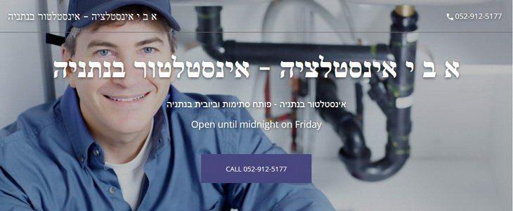 avi-netanya-plumber.business.site