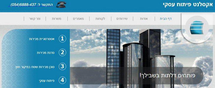 אקסלנט פיתוח עסקי