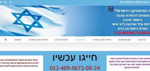 מרכז המיסטיקה הישראלי