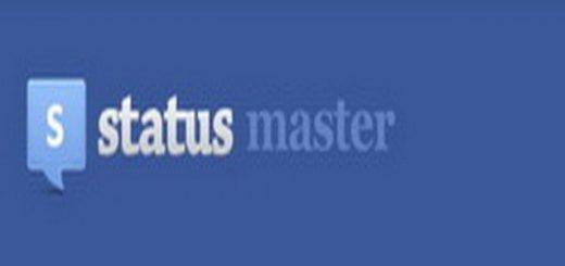 פייסבוק סטטוס מסטר